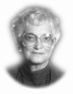 The Colorado Hospice Organization will host the Carolyn Jaffe Hospice Nurse Writing Competition. Jaffe, shown here, was the founder of the Hospice of Metro Denver.